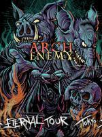 Arch Enemy - War Eternal Tour - 东京演出实录